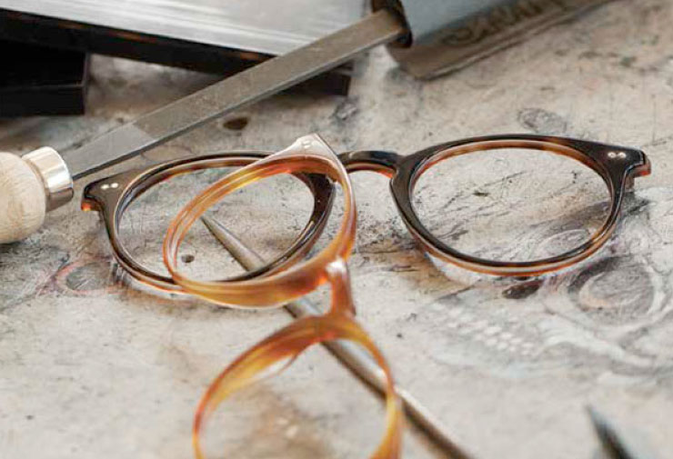 Fueter & Halder Kollektion - Oliver Peoples